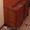 Шкаф - секретер из натурального дерева,  для прихожей,  гостиной #1077906