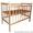 Недорогие деревянные детские кроватки Донецк,  цены 270 - 370 грн. #1079105