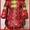 Продаю красивое и стильное зимнее пальто на девочку! #1178841