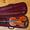 Продается скрипка из натурального дерева со смычком и футляром #1463739