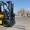 Газ-бензиновый погрузчик Nissan с мачтой триплекс  - Изображение #2, Объявление #1696554