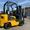 Газ-бензиновый погрузчик Nissan с мачтой триплекс  - Изображение #3, Объявление #1696554