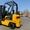 Газ-бензиновый погрузчик Nissan с мачтой триплекс  - Изображение #4, Объявление #1696554