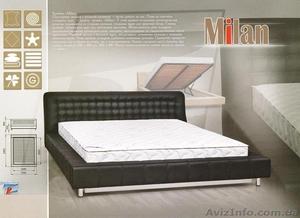 """Кровать с подъемным механизмом """"Милан"""" - Изображение #1, Объявление #185679"""