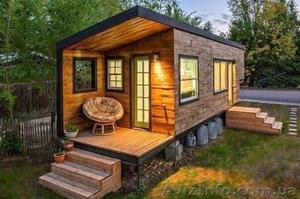 Построю дачный или гостевой домик. - Изображение #1, Объявление #1426712