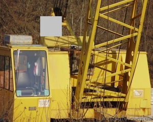 Продаем гусеничный кран ДЭК-251, 25 тонн, 1990 г.в. - Изображение #1, Объявление #1605441