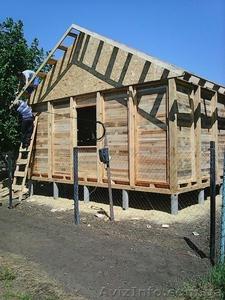 Садовый, дачный домик с террасой и мансардой.  - Изображение #9, Объявление #1618110