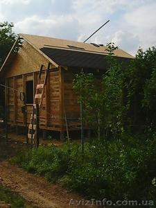 Садовый, дачный домик с террасой и мансардой.  - Изображение #6, Объявление #1618110