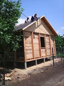 Садовый, дачный домик с террасой и мансардой.  - Изображение #5, Объявление #1618110