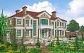 Проектирование жилых домов,  коттеджей,  перепланировка квартир. дизайн интерьеров