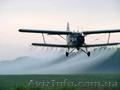 Авиационно-химические работы. Авиахимические работы