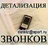 Услуга Детализация звонков с оплатой по факту выполнения (В Донецкой области)