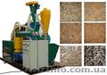Пресса для гранулирования биомассы