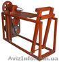 Винтовой электро-механический колун (дровокол) для заготовки дров
