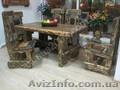 Мебель и интерьер в старорусском стиле