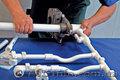 Замена,  монтаж и установка пластиковых и металлопластиковых труб.