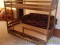 Двухярусная кровать деревьянная новая .