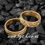 обручальные кольца из желтого золота - Изображение #4, Объявление #651224