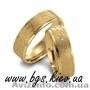 обручальные кольца из желтого золота - Изображение #9, Объявление #651224