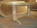 Стол обеденный деревянный купить - Изображение #3, Объявление #673454