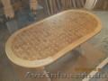 Стол обеденный деревянный купить - Изображение #4, Объявление #673454