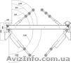 MO-261 EACF. Подъемник двох стоичный асиметрический электро гидравличн - Изображение #3, Объявление #205432