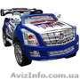 Детский электромобиль Cadillac  010 8.5 км