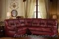 Покрасить угловой кожаный диван