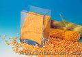 Кормовые добавки: глюкоза,  кукурузный глютен,  кукурузный зародыш,  треонин,  лизин