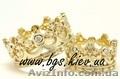 Венчальные кольца.  Кольца на венчание Carrera y Carrera (Каррера и Каррера) - Изображение #2, Объявление #730665