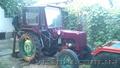 трактор ДТ-20  пресс подборщик рулонный  коса сегментная  сеялка зерновая  плуг