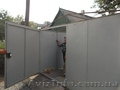 Металлический гараж в Донецке изготовление и установка - Изображение #2, Объявление #769146