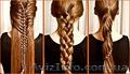 Мастер-класс плетения кос