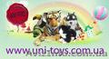 Мягкие игрушки UNI-TOYS (Германия)