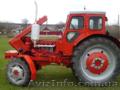трактор Т-40АМ 4x4