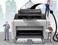 Сервисный центр Принттек. Заправка картриджей,   ремонт принтеров,  МФУ