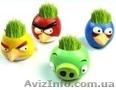 Травянчик – экоигрушка,  игрушка с травой  на голове