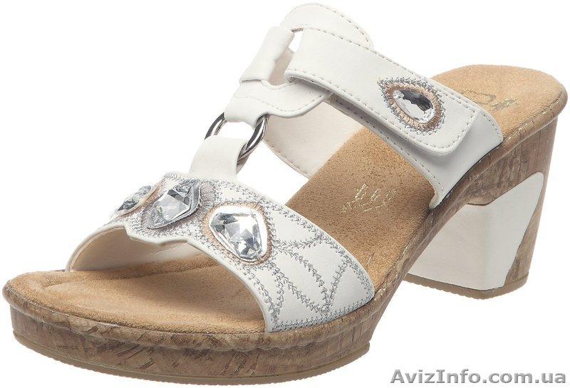 1acd77af2 Немецкая женская обувь RIEKER ANTISTRESS - Изображение #1, Объявление  #928727 ...