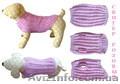 Одежда животным свитер Розовый