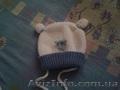 вязанная шапочка на мальчика