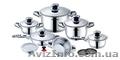 Металлическая посуда SWISS&BOCH  ROYALTY LINE SWIITZERLAND