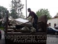 Вывоз мусора,  грунта (возможна наша погрузка)