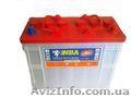 Тяговая кислотная аккумуляторная батарея NBA Tubular 4 TG 12 NHL / 12V 118Ah