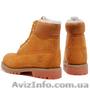Ботинки зимние Timberland