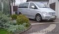 Пассажирские перевозки по Украине Mercedes Vito 7 мест