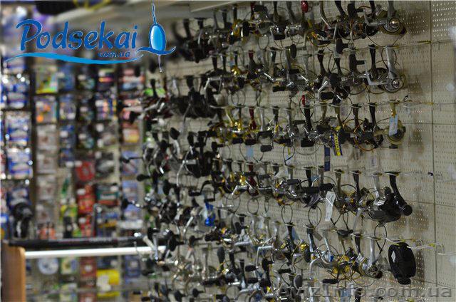 оптовая продажа снастей на украине