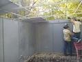 Продам Надёжный металлический гараж на прочьной каркасной основе