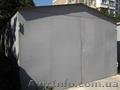 Продам Надёжный металлический гараж на прочьной каркасной основе - Изображение #2, Объявление #1046871