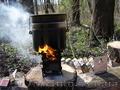 Походная мини-печь для туриста