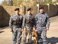 Охрана объектов не вооруженными охранниками